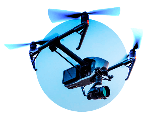 Drones Barcelona Flying Camera